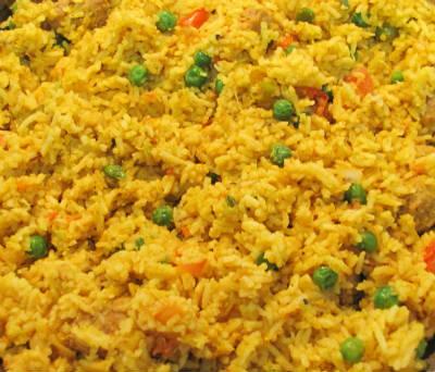 rice khichdi - Rice Khichdi