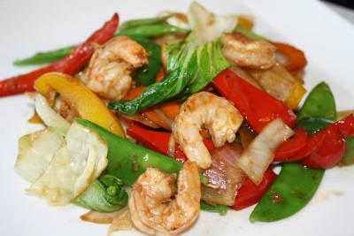 shrimp stir fry - Shrimp Stir Fry