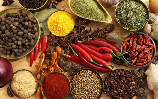 Health Benefits of Eating Spices