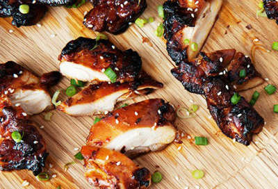 Sticky Soy Chicken