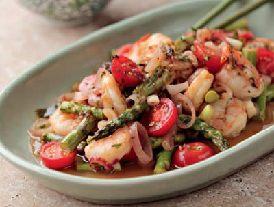 sweet sour shrimp - Sweet and Sour Shrimp