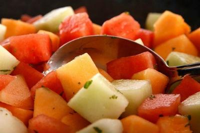 Tangy Melon Salad