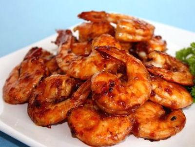 Tangy Tamarind Shrimp