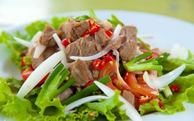 thai beef salad - Thai Beef Salad