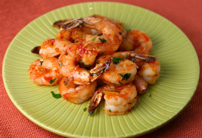 Thai Chilli Prawns