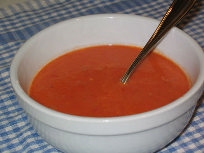 tomato soup - Tomato and Butter Soup