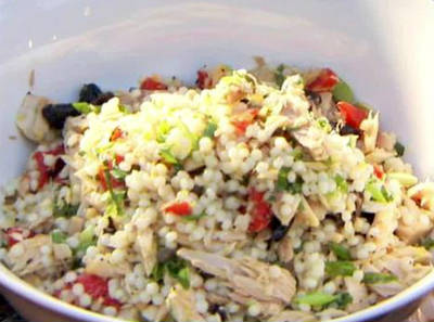 tuna couscous salad - Tuna and Couscous Salad