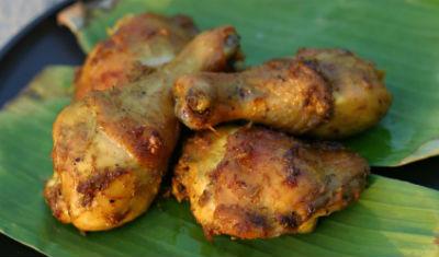 turmeric chicken - Turmeric Chicken