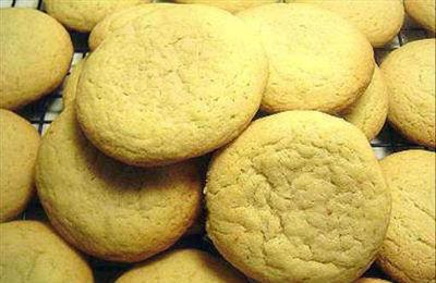 vanilla butter cookies - Vanilla Butter Cookies