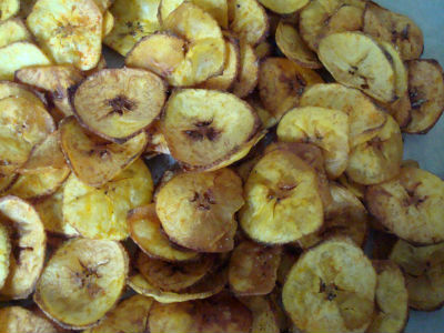 Vazhakkai Chips / Raw Banana Chips / Plaintain Chips