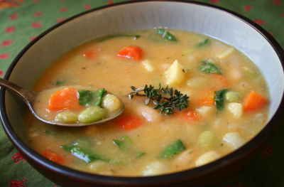 Tasty Vegetable Soup