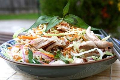 vietnamese chicken salad - Vietnamese Chicken Salad
