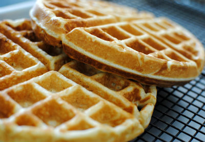 waffles - Homemade Waffles