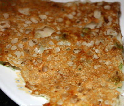 wheat rava dosa - Wheat Rava Dosa