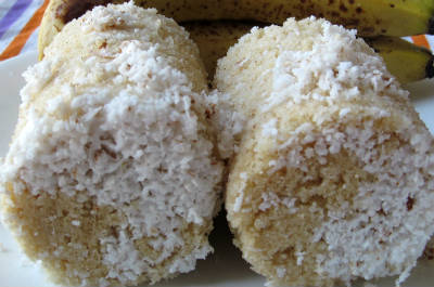 Wheat Rava Puttu