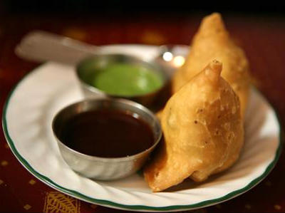 Wheat Samosa