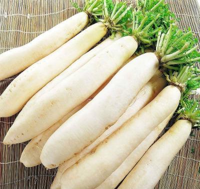 whiteradish - Radish Sambar