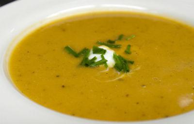 yam soup - Colocasia Soup