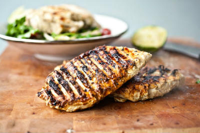 Yogurt Marinated Grilled Chicken Recipe