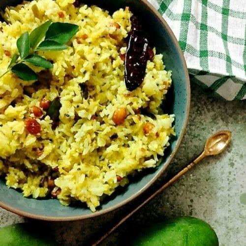 Raw Mango Rice