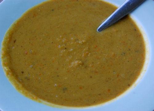mulligatawny soup - Mulligatawny Soup