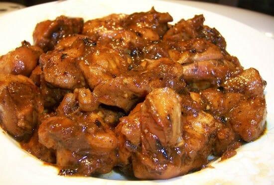pepper chicken - Pepper Chicken