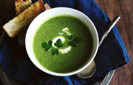 spinach soup - Spinach Soup