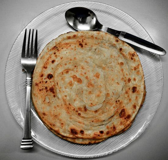 cheese paratha - Cheese Paratha