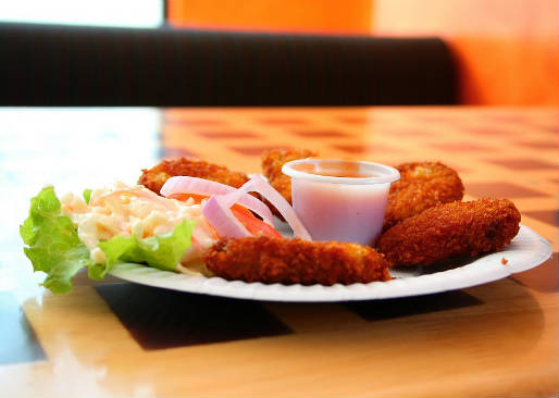 chicken cutlet - Chicken Cutlet