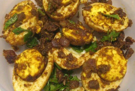 egg masala - Egg Masala
