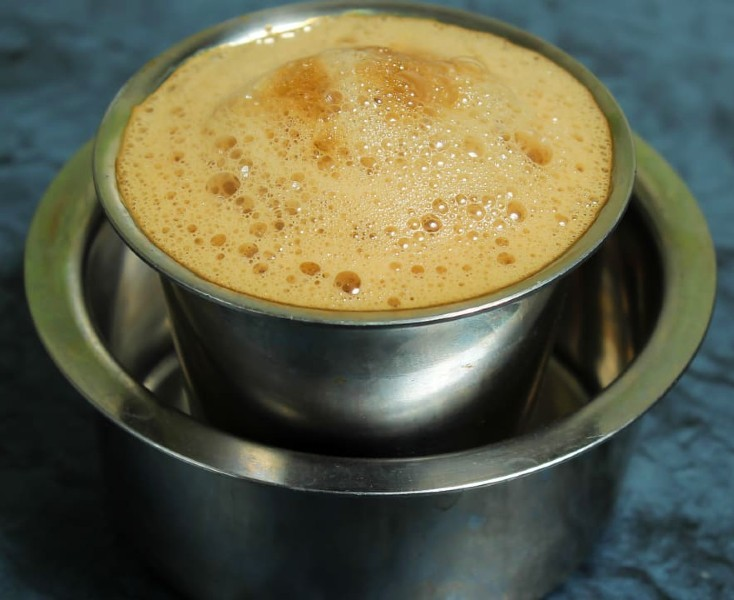filter coffee - Madras Filter Coffee