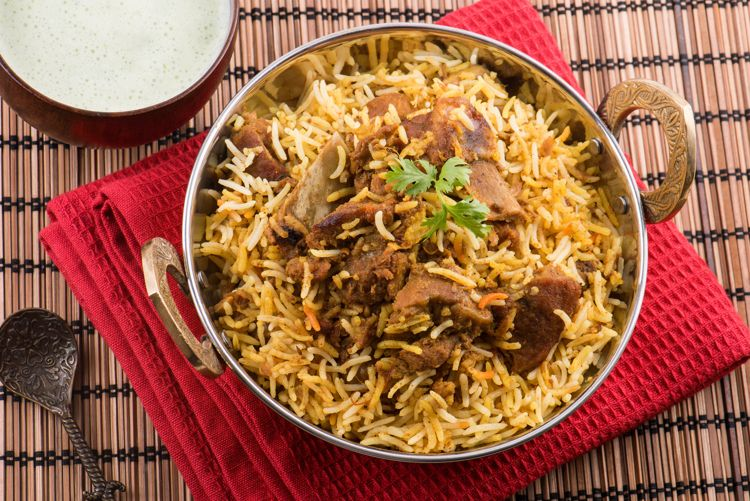 mutton biryani - Mutton Biryani