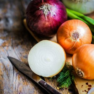 Onion – The Kitchen Herb