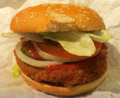 vegetable burger - Vegetable Burger