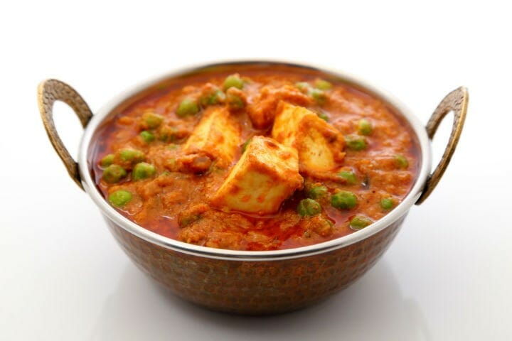 How to Make Matar Paneer