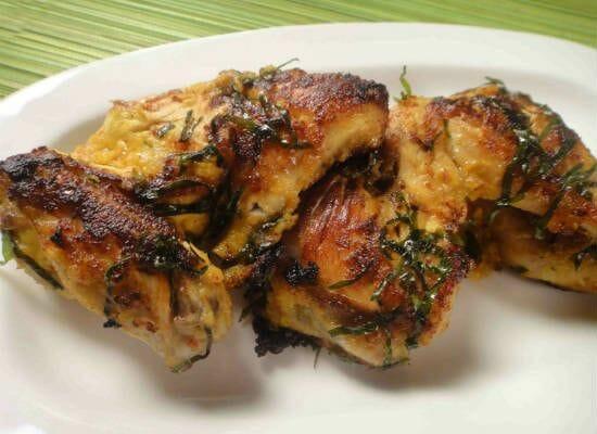 Chettinad Fried Chicken