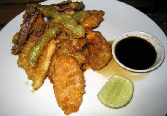 crispy fried vegetables - Crispy Fried Vegetables