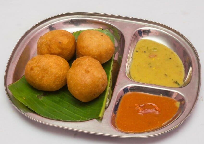 bread bonda - பிரெட் போண்டா