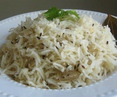 jeera rice - Jeera Rice