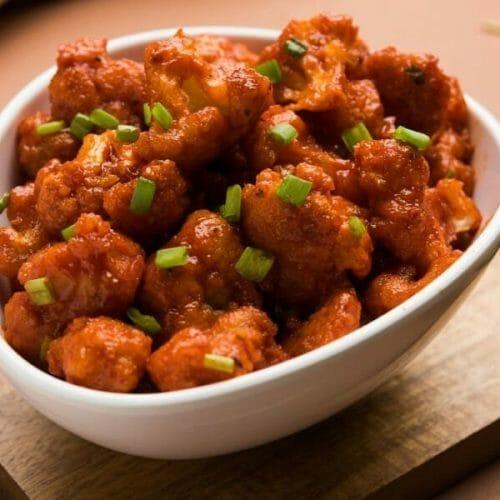 Gobi Manchurian (Cauliflower Manchurian)