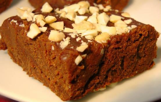 chocolate burfi - Chocolate Burfi