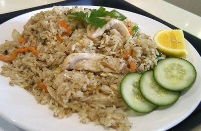 Thai Fried Rice - Thai Fried Rice