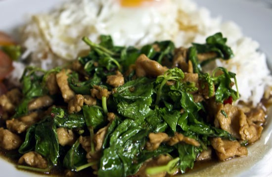 spicy thai chicken - Spicy Thai Chicken