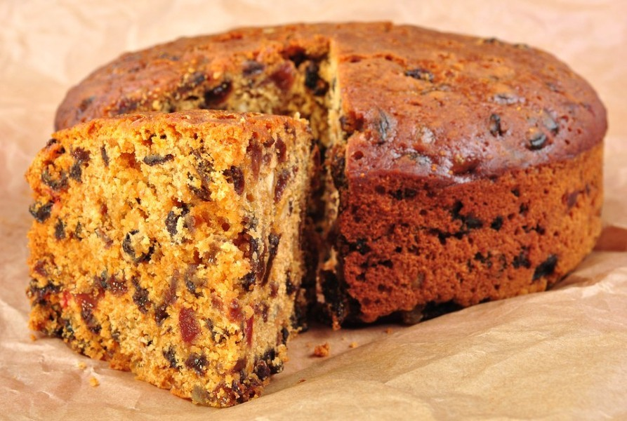christmas fruit cake recipe - Christmas Fruit Cake