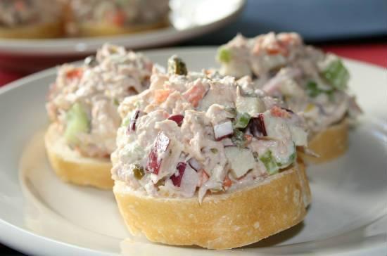 tuna salad - Tuna Salad