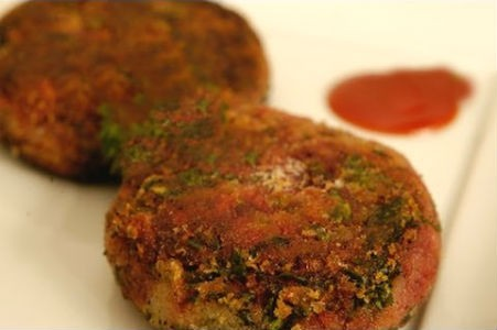 beetroot cutlet - Beetroot Cutlet