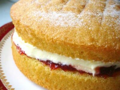sponge cake - Sponge Cake