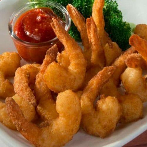 Crispy Fried Prawns