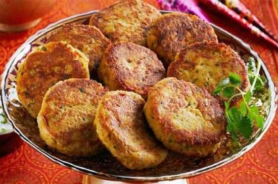 Shami Kebab (Shaami Kabab)