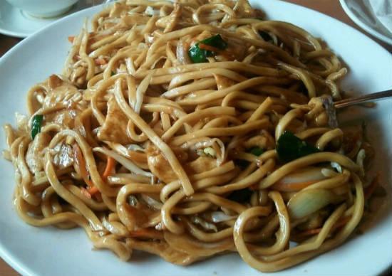 chicken chow mein - Chicken Chow Mein